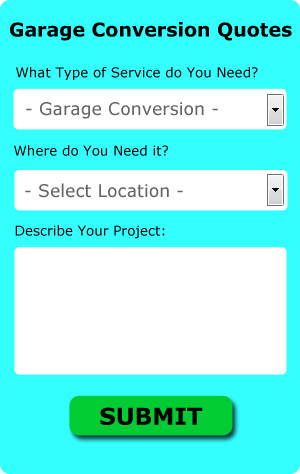Cambridge Garage Conversion Quotes